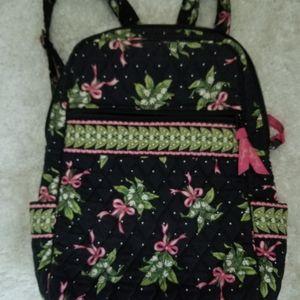 Vera Bradley Breast Cancer Backpack